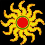 REGGAE SUN T-Shirts and Gift Items