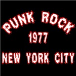 NYC 1977 PUNK ROCK T-Shirts