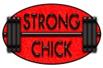 STRONG CHICK T-Shirts and Things
