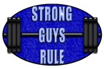 STRONG GUYS RULE II T-Shirts and Gifts