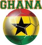 Ghana Football T-Shirts