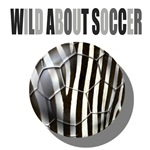 Zebra Stripes Soccer Ball