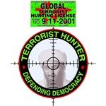 Hunting Permit & Terrorist Hunter