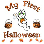 My First Halloween Baby Clothes, Bibs & Bags