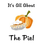 Pumpkin Pie T-shirts & Gifts For The Family!