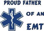 Proud EMT Fathers Gifts and Apparel