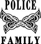 Police Family Tattoo