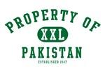 Property of Pakistan
