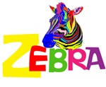 RAINBOW ZEBRA