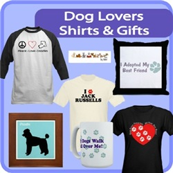 Shirts And Gifts For Dog Lovers