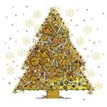 Metal Art Holiday Tree 2