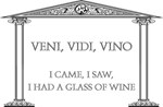 Veni, Vidi, Vino