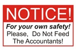Notice / Accountants
