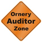 Ornery Auditor