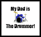 My Dad is the Drummer