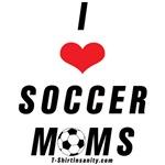 I Love Soccer Moms