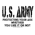 U.S. ARMY Protecting Your ASS