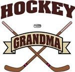 Hockey Grandma T-Shirts Gifts