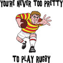 Rugby T-Shirt & Gifts
