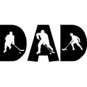 Hockey Dad T-Shirt & Gifts