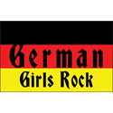German Girls Rock T-Shirt & Gifts