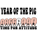 Year of The Pig T-Shirts & Gifts