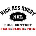 Kick Ass Rugby T-Shirt