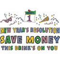 Funny New Year's Resolution T-Shirts