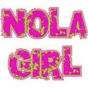 NOLA Girl T-Shirt Gifts