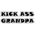 Kick Ass Grandpa T-Shirts