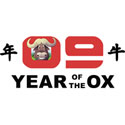 Year of The Ox T Shirt 09
