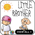 Little Brother T-Shirts Little Brother T Shirt Tee