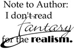 Note to Author