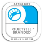 QuietYell™ Branded