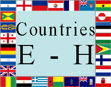 Countries E - H