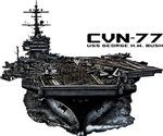 USS George H.W. Bush (CVN-77)