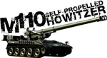 M110 howitzer #2