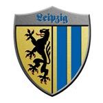 Leipzig Germany Metallic Shield