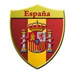 Spain Metallic Shield