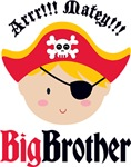 Blonde Hair Pirate Big Brother