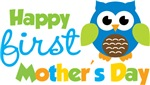 Boy Owl 1st Mother's Day