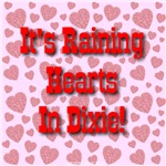 It's Raining Hearts In Dixie