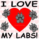 I Love My Labs!