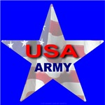 USA ARMY STAR #2