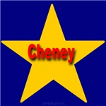 Cheney Star Monogram