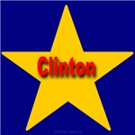 Clinton Star Monogram