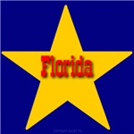 Florida Star Monogram