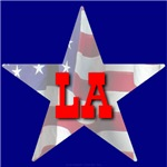 LA Patriotic State Star