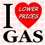 I Love Gas Lower Prices