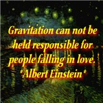 Gravotu & Love Albert Einstein